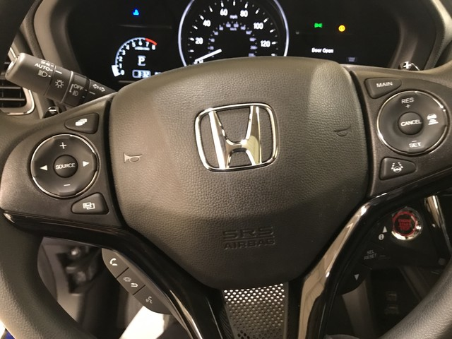 New 2020 Honda HR-V EX