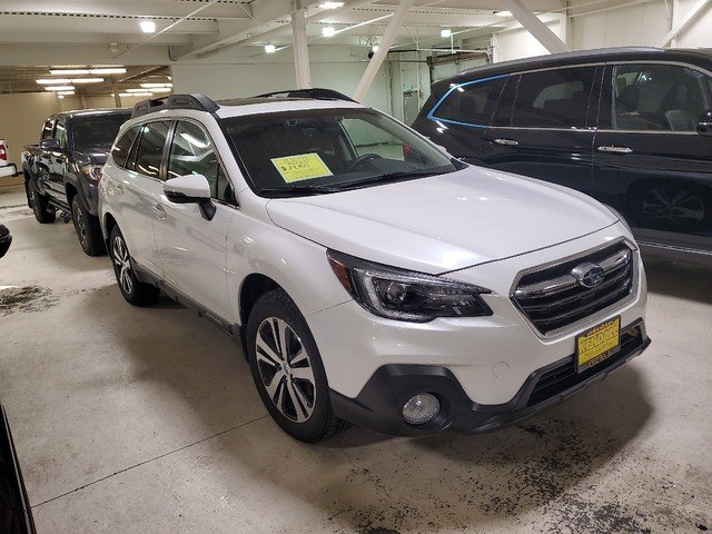 Certified Pre-Owned 2018 Subaru Outback Limited