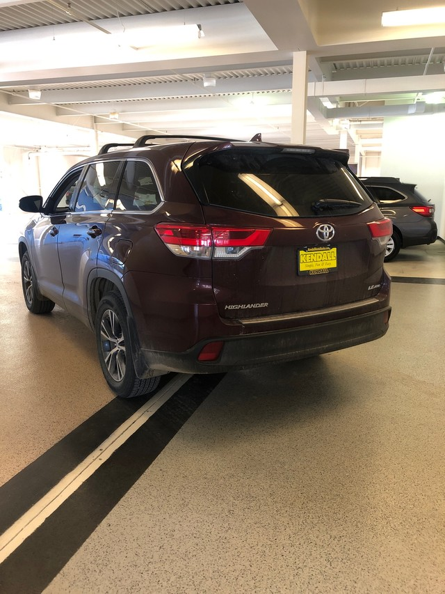 Certified Pre-Owned 2019 Toyota Highlander LE Plus
