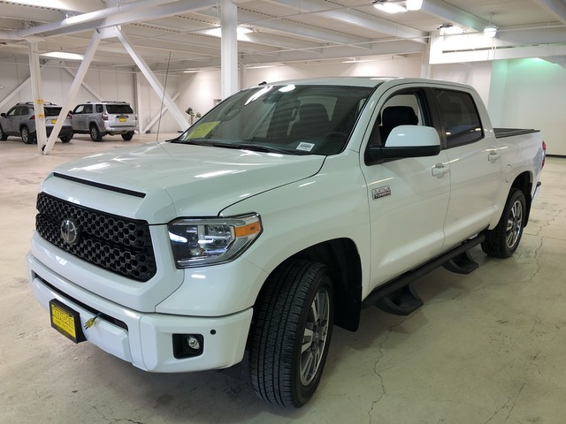 Pre-Owned 2018 Toyota Tundra 4WD Platinum