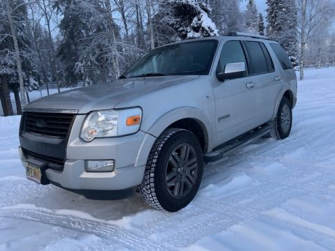 Pre-Owned 2008 Ford Explorer Limited