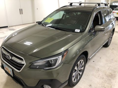 Pre-Owned 2018 Subaru Outback Touring