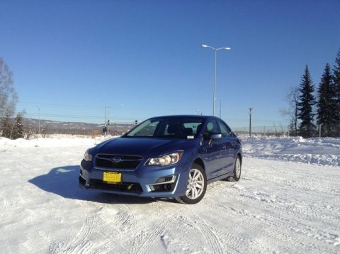 Certified Pre-Owned 2016 Subaru Impreza Sedan Premium