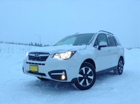 Certified Pre-Owned 2018 Subaru Forester Premium